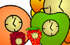 Proportioned Clocks