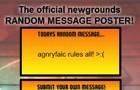 Random Message generator