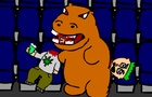 Hippo Goes to the Movies