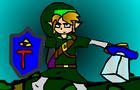Zelda LinkXRetro
