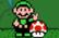 Mushroom Luigi