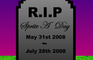 Sprite A Day: Funeral