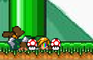Link VS Mario Fight!