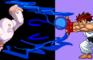 Ryu vs Golem