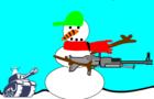 dress up the snowman