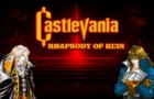 Castlevania RoR: Alucard vs Richter