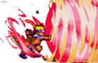Kyuubi Naruto Rasengan