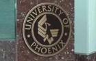 University of Phoenix ad