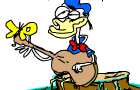 music Donald duck
