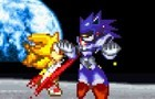 sonic vs mechasonic rpg