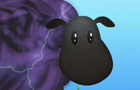 Black Hole Sheep