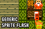 Generic Sprite Flash: 1