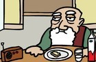 Harald Eats Breakfast