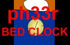 ph33r Bed Clock