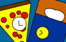 BedClock and PizzaClock