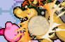 Kirby vs Bowser
