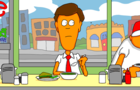 Joe Goes to Lunch