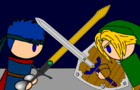Link VS Ike