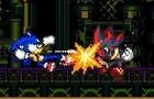 Sonic vs Shadow P.Duel