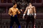 Mortal Kombat Ball Z