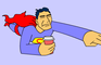 Shut up and fly, Supes!