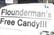 Flounderman's Free Candy