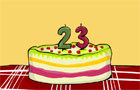 Happy 23rd Birthday!