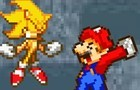 Sonic VS Mario [first]