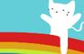 A Kitten in Rainbowland