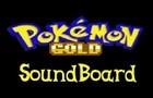 Pokemon Gold: Soundboard