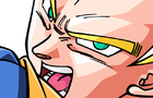 Goku & Vegeta vs KidBuu 2