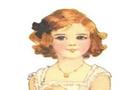 Vintage Paper Doll 1