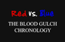 Red vs Blue Timeline