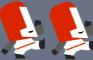 CastleCrashers Red Knight