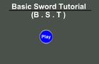 Basic Sword Tutorial