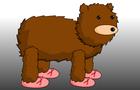 Shoe Bear