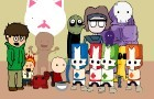 Newgrounds One Big Family