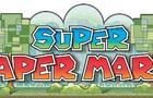 super paper mario 2d