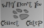 Why don't U collect cats?
