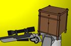Cupboard Head Jebus