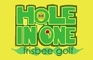 Hole In One Frisbee Golf