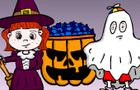 Its a creepy Halloween