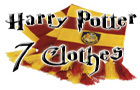 Harry Potter 7 Clothes