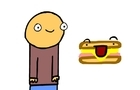 Bill and The Sandwich