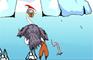 Ostrich Jump XMAS