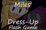 Miles' Dress-Up Game!