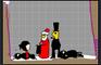 Rescue Santa from Ninjas