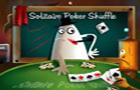 Solitaire Poker Shuffle