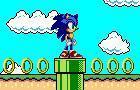 Sonic on Yoshi's Island
