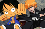 Luffy vs ichigo part 1